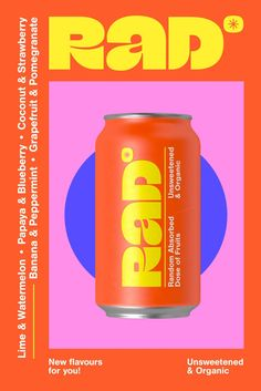 : Weekly Inspiration Dose 077 Indieground Design graphicdesign design art inspiration rad can packaging poster advertising typography Portfolio Graphic Design, Graphic Design Posters, Graphic Design Typography, Graphic Design Illustration, Graphic Design Inspiration, Branding Design, Logo Design, Type Design, Japanese Typography