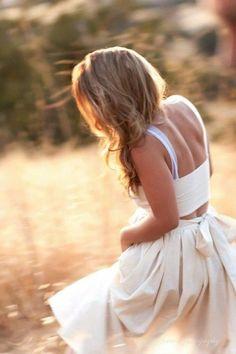 Cotton Honey Tie Back Natural Cotton Floor Length High Waist Skirt and crop top set Crop Top Set, Godly Woman, Dress Backs, Playing Dress Up, High Waisted Skirt, Waist Skirt, Flower Girl Dresses, Girls Dresses, Street Style