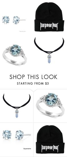 """""""Pisces"""" by moonlightprincessofthestars ❤ liked on Polyvore featuring Effy Jewelry and Oravo"""