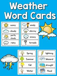 Weather Activities and Lesson Plans for Pre-K and Preschool - PreKinders Weather Activities and Lesson Plans for Pre-K and Preschool - PreKinders Weather Activities and Lesson Plans for Pre-K and Preschool - PreKinders<br> Weather Activities Preschool, Teaching Weather, Weather Vocabulary, Preschool Lesson Plans, Preschool Science, Preschool Printables, Preschool Weather Chart, Lesson Plan For Kindergarten, Preschool Word Walls