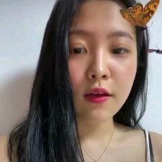 Kpop Girl Groups, Kpop Girls, Velvet Video, Katie Kim, Red Velet, Wendy Red Velvet, Kim Yerim, Random, Cute Pigs