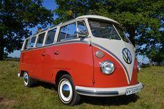 Volkswagen T1 samba deluxe - 1964