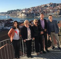 Before visiting Taylor`s we made a brief stop and enjoyed the breathtaking view to Porto. Very lovely private group. March 2019