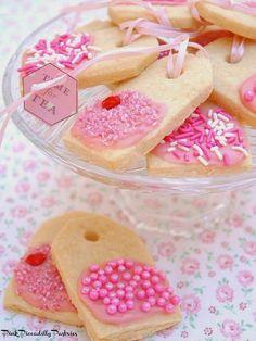 How to Make LEMON TEABAG COOKIES & DIY TEA TAGS | ♡ a girls sweet ...