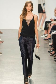 Thakoon Spring 2014 Ready-to-Wear Collection Slideshow on Style.com
