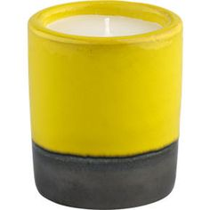 Crate & Barrel candle