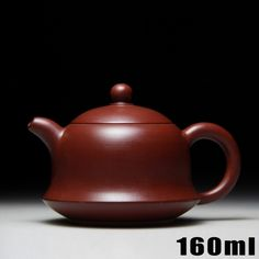 New Genuine Yixing Kung Fu Tea Set Teapots 160ml Chinese Handmade [Bouns 3 cups] Zisha Ceramic Sets Porcelain Kettle High-grade