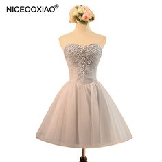 4d97f62db Click to Buy    NICEOOXIAO Lady s Strapless Dress New Bling Bling  Rhinestones Cocktail