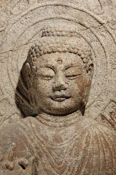 [Unified Silla Period (719)] Amitabha Buddha from Gamsansa Temple Site