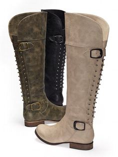 Battlefront Boot - Not Rated - Victoria's Secret...Riding Boots OMG I WANTTTT THESE!!!!!!