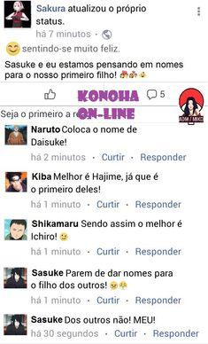 Anime Naruto, Naruto Y Boruto, Naruto Funny, Itachi Uchiha, Naruto And Sasuke, Gaara, Manga Anime, Sasunaru, Narusaku
