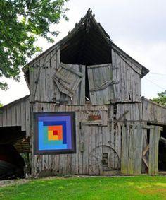 The Quilt Barn phenomenon  Our Ohio