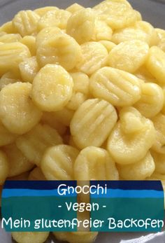 Gnocchi – gluten-free and vegan easier than expected. Gnocchi – gluten-free and vegan easier than expected. Gnocchi Sans Gluten, Gnocchi Vegan, Greek Recipes, Mexican Food Recipes, Vegetarian Recipes, Healthy Recipes, Easy Recipes, Sin Gluten, Gluten Free