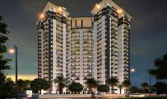 Spacetech Edana is situated in Pari Chowk, GreaterNoida. Spacetech Edana offers 2 & 3 BHK Luxury Apartment with all modern amenities. Spacetech Edana offers different sizes of sq-ft areas.