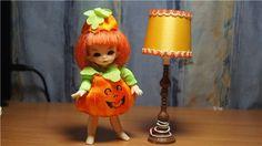 Маленькая сказка про праздник Хэллоуин( немного с опозданием) / Куклы Кайе Виггз, Kaye Wiggs dolls / Бэйбики. Куклы фото. Одежда для кукол