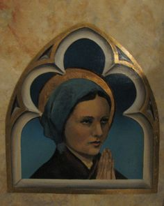 Saint of the Day – 16 April – Saint Bernadette Soubirous (1844-1879) Marian Visionary of Lourdes, Virgin, Consecrated Religious. Born on 7 January 1844 at Lourdes, Hautes-Pyrénées, France and died on 16 April 1879, Nevers, Nièvre, France of natural causes, aged 35. Patronages – Bodily illness, Lourdes, France, shepherds and shepherdesses, St Bernadette Of Lourdes, Santa Bernadette, St Bernadette Soubirous, La Salette, Our Lady Of Lourdes, Holy Rosary, Immaculate Conception, Pope John Paul Ii, Hail Mary