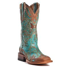 Fireworks will streak through the sky tonight, and your boots should explode with fashion. Check out the new Johnny Ringo boots released for summer, ready to spark up your upcoming adventures. This cowhide and top-shelf goat leather boot brings filigree, silver studs, and a wingtip design together for an outstanding pair of boots.