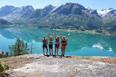 Sommerturnéen på tur til Segestad fjellgård i Stryn Mountains, Nature, Summer, Travel, Naturaleza, Summer Time, Viajes, Destinations, Traveling
