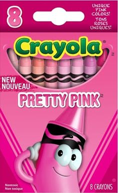 The Crayon Blog: New for 2013 - The Crayola Tip Color Collection Set