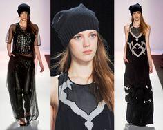 BCBG Max Azria Otoño-Invierno 2013/2014 | Mercedes-Benz New York Fashion Week