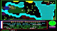 Sinclair QL Wargame: D-Day MKII