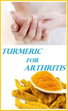 DIY Home Remedies: Turmeric for Arthritis