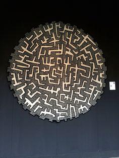 Ciliophora rug by Maarten Baas for Nodus.