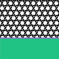 Almofada coleção duo verde do Studio Studioponte por R$55,00