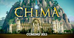 Nieuw van LEGO: Legends of Chima!