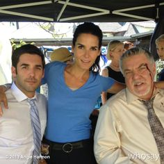 Rizzoli and Isles hotties
