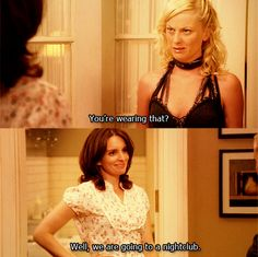 tina fey & amy poehler...watched this last night...ahhh...it never gets old
