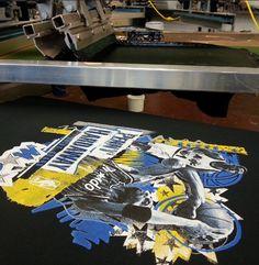Mitchell&Ness Orlando Magic NBA Printed Tshirt
