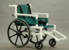 Parts and Options for AquaTrek Pool Wheelchair