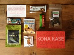 Kona Kase -- geared for an active lifestyle