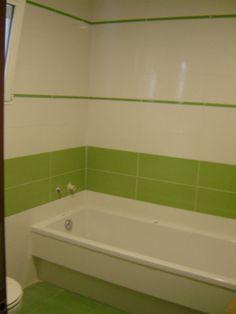 alicatado a media altura baos mis trabajos pinterest alicatado baos y azulejos para baos