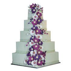 Tort Layla Celebration Cakes, Wedding Cakes, Elegant, Holiday Decor, Shower Cakes, Wedding Gown Cakes, Classy, Cake Wedding, Wedding Cake