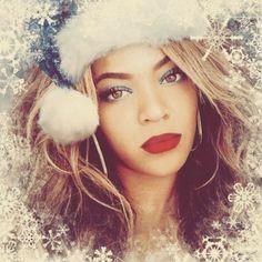 "Beyoncé Merry Christmas Everyone #beyoncé #beyonce #bey #queenbey #queenbee #beyonceknowles #beyoncecarter…"""
