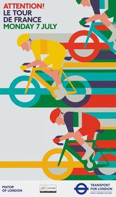 Adrian Johnson for Tour de France