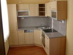 кухонный гарнитур для маленькой кухни |