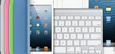 Actualité New Média: Apple annonce aujourd'hui très tôt sur youtube une palette de nouveautés sur l'ipad mini.
