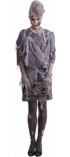 Zombie First Lady Adult Costume