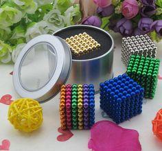 216 pcs 5mm Neodymium Magnetic Balls Magnets Puzzle Cube Magnetic DIY Balls Sphere Magic Cube Toys  http://playertronics.com/products/216-pcs-5mm-neodymium-magnetic-balls-magnets-puzzle-cube-magnetic-diy-balls-sphere-magic-cube-toys/