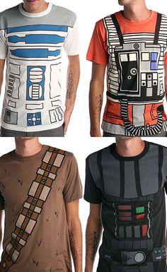 Cool Star Wars t-shirt