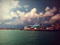 BATAM Harbour..
