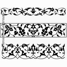 Ornament vectors - Various forms
