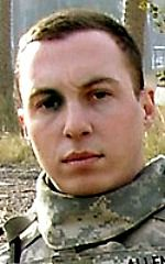Army SGT John E. Allen, 25, of Palmdale, California. Died March 17, 2007, serving during Operation Iraqi Freedom. Assigned to 2nd Battalion, 12th Cavalry Regiment, 4th Brigade Combat Team, 1st Cavalry Division, Fort Bliss, Texas. Died of injuries sustained when an improvised explosive device detonated near his vehicle during combat operations in Baghdad, Iraq.
