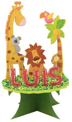 Novedades fiestas infantiles on pinterest buzz lightyear - Mesas infantiles de plastico ...