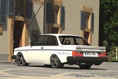 volvo coupe 242 EVO