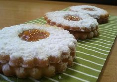 Hungarian Desserts, Hungarian Cuisine, Hungarian Recipes, Hungarian Food, Baking Recipes, Cookie Recipes, Homemade Cookies, Holiday Baking, No Cook Meals