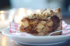 Klassiek met een twist: heerlijke appeltaart van Annemerel
